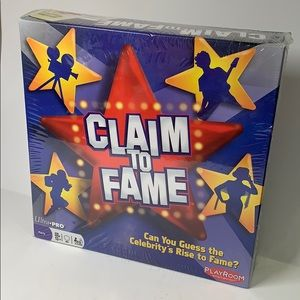 Claim To Fame Celebrity Game 13+